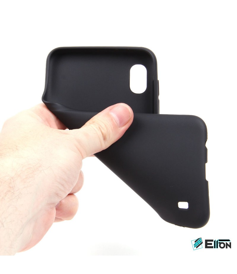 Black Tpu Case für Samsung Galaxy A10, Art.:000499