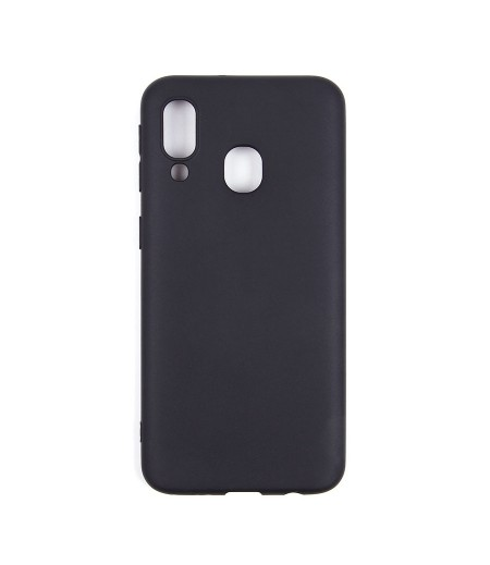 Black Tpu Case für Samsung Galaxy A40, Art.:000499