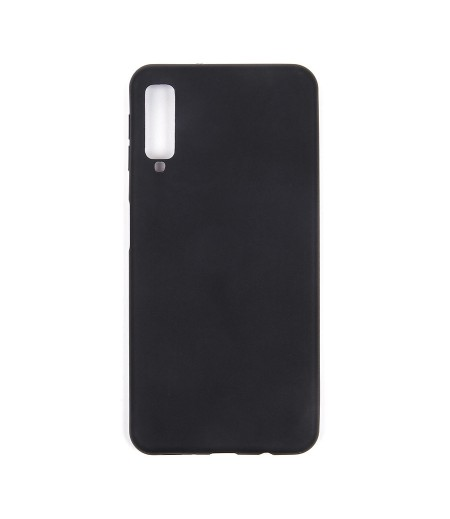 Black Tpu Case für Samsung Galaxy A7 2018, Art.:000499