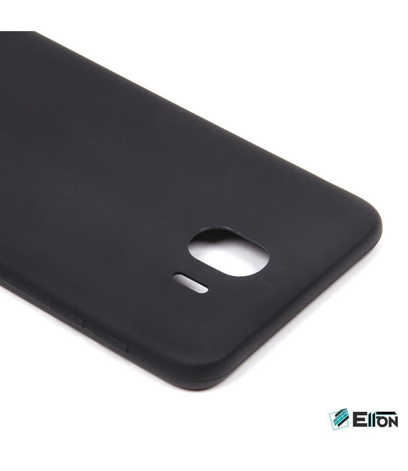 Black Tpu Case für Samsung Galaxy J4 (2018), Art.:000499