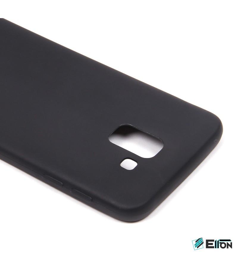 Black Tpu Case für Samsung Galaxy J6 (2018), Art.:000499