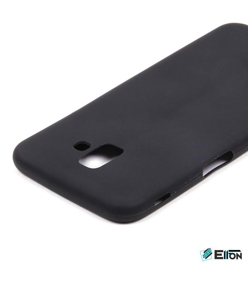 Black Tpu Case für Samsung Galaxy J6 Plus (2018), Art.:000499