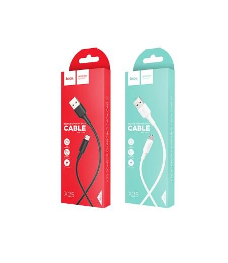 Hoco X25 Lightn. auf USB Kabel 1m, Art.:000393