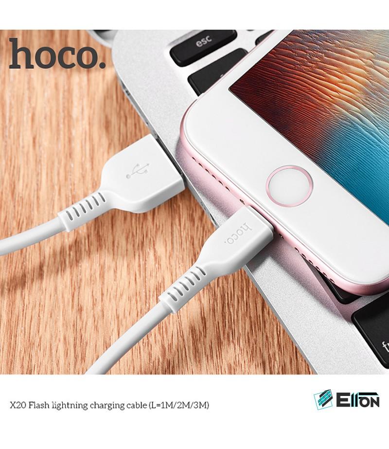 Hoco X20 Lightn. Kabel 3m, Art.:000395
