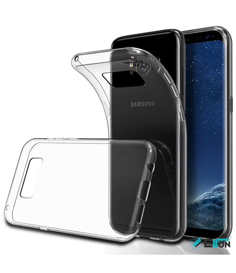 Ultradünne Hülle 1.1mm für Samsung Galaxy A8 Plus (2018), Art.:000001/2