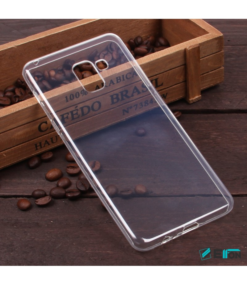 Ultradünne Hülle 1.1mm für Samsung Galaxy A8 Plus (2018), Art.:000001/2