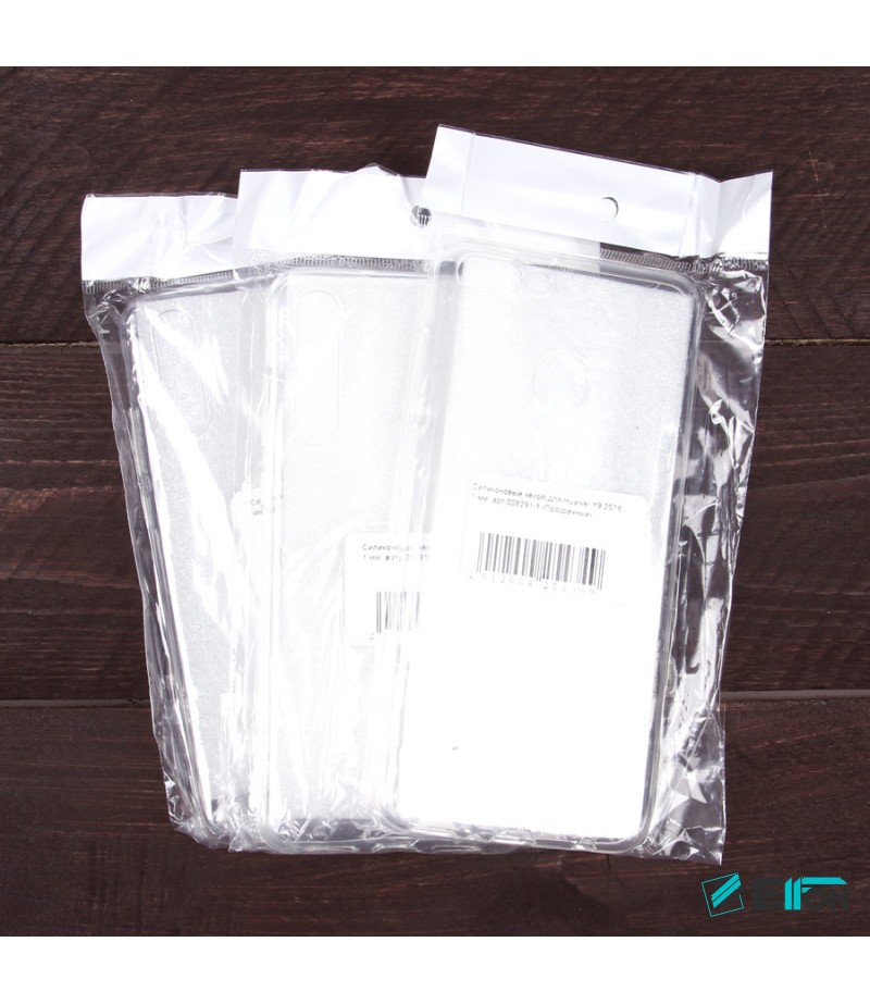 Ultradünne Hülle 1.1mm für Huawei P20, Art.:000001/2