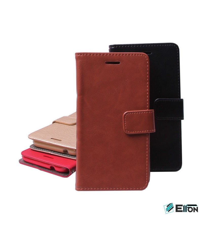 Elfon Wallet Case für Samsung Galaxy J3 (2016), Art.:000045