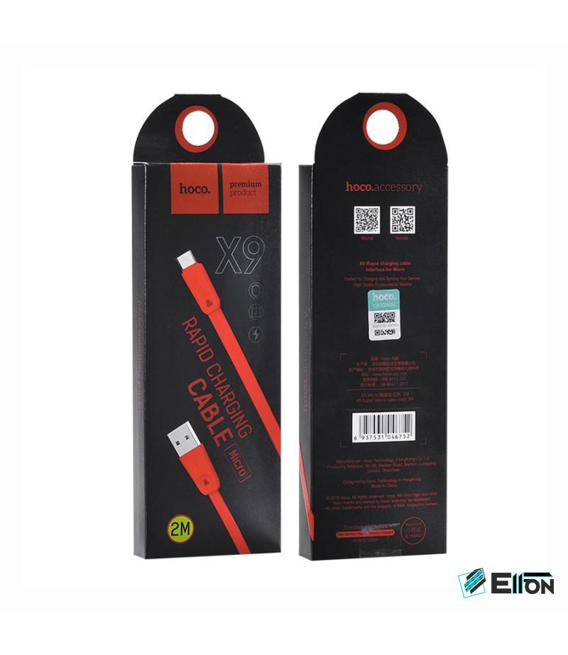 Hoco X9 Rapid Micro Cable 2m, Art.:000401