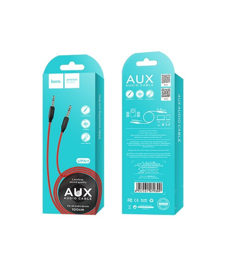 Hoco UPA11 AUX Audio-Kabel 1m, Art.:000404
