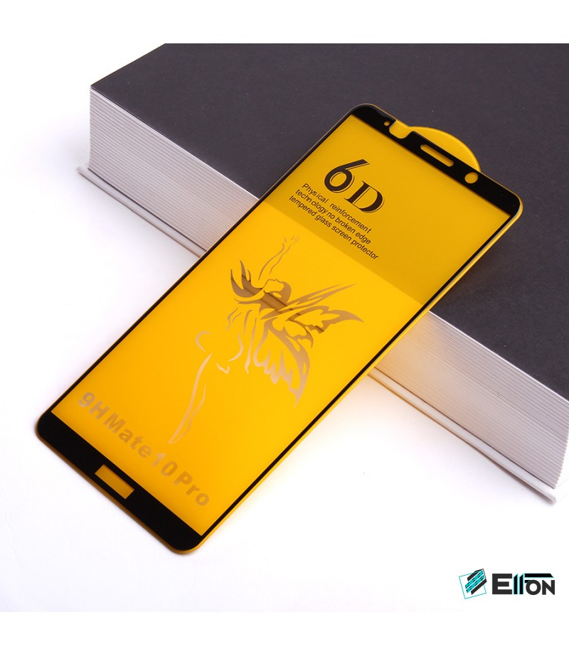 Full Glue Curved Tempered Glass Screen Protector für Huawei Mate 10 Pro, Art:000298