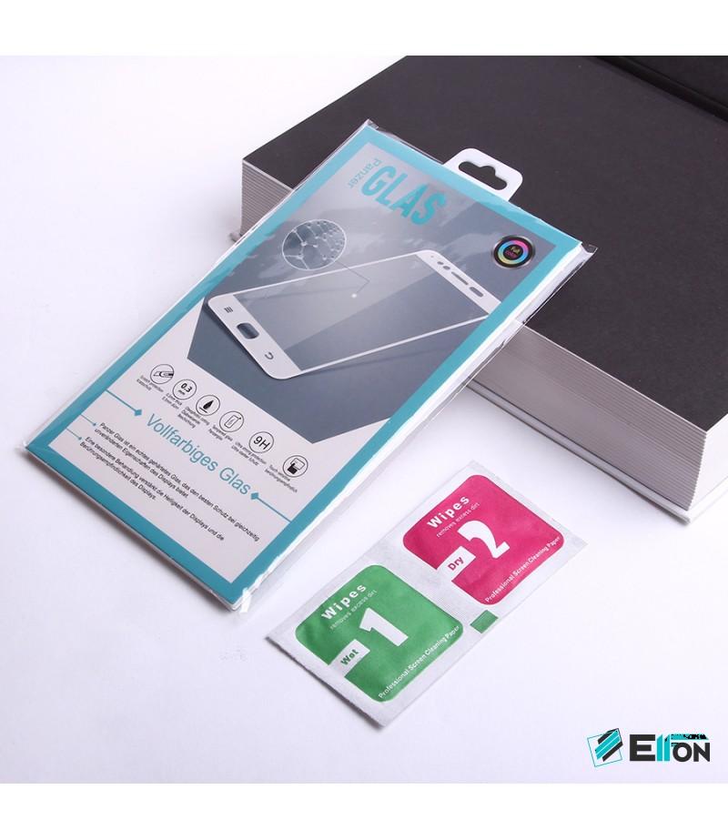 Full Glue Curved Tempered Glass Screen Protector für Huawei P9 Lite, Art:000298