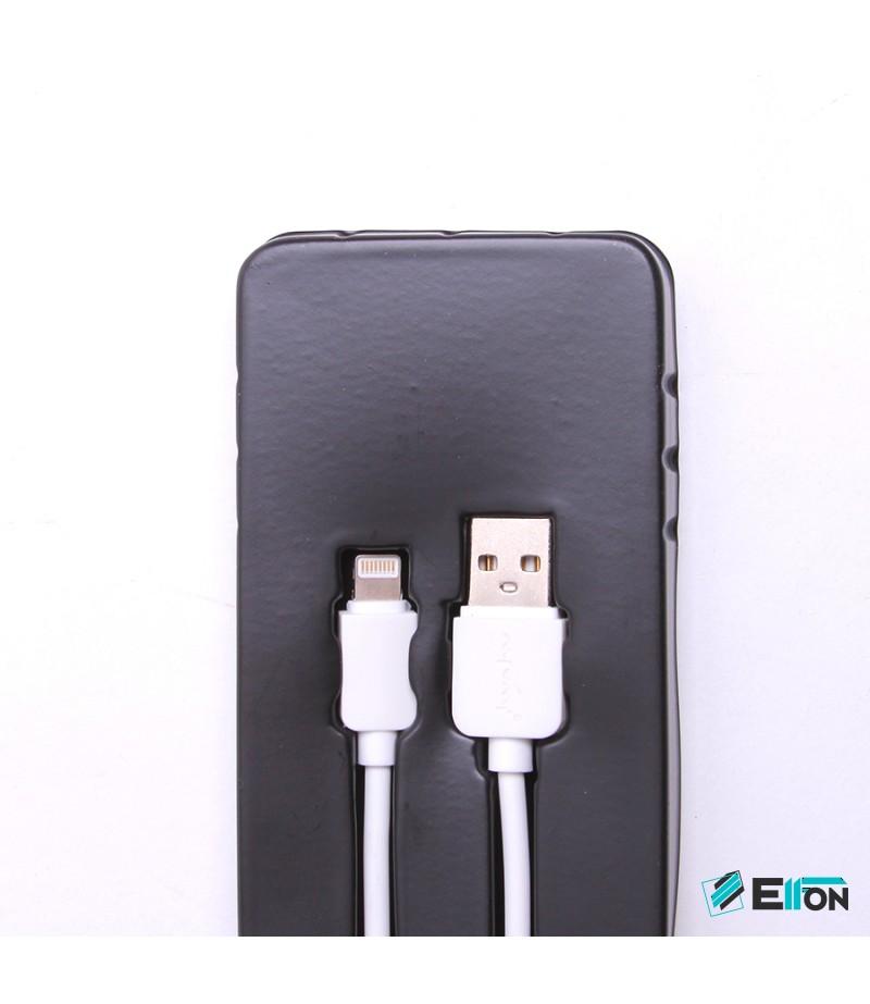 Nafumi S2 2.1A Lightn. USB Kabel 1m Daten und Ladekabel, Art.:000113