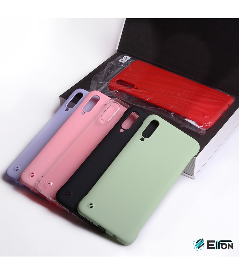 Soft Touch Slim Hard Case Cover für Galaxy A50, Art:000589