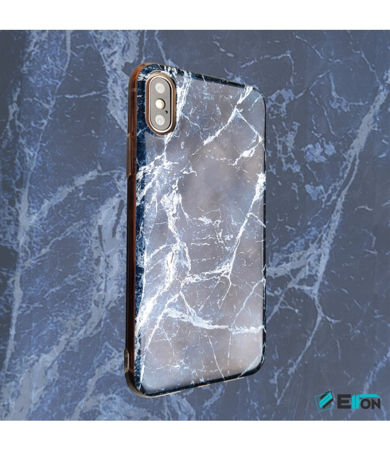 Black Marble Print Case für Samsung S8 Plus,  Art.:000368