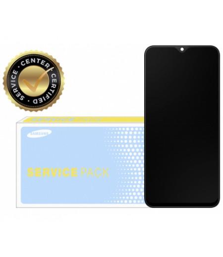 Samsung Galaxy M20 M205F Display and Digitizer Black with frame