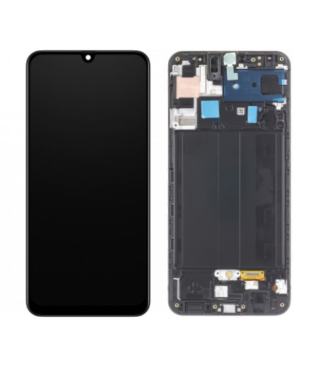 Samsung Galaxy A50s A507 Display and Digitizer Black