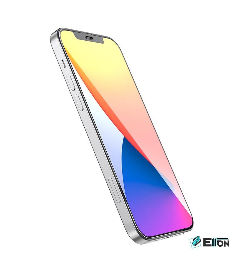 Hoco Flash Attach Full Screen HD Tempered Glass für iPhone 12 Mini (5,4) (G1), Art.:000173