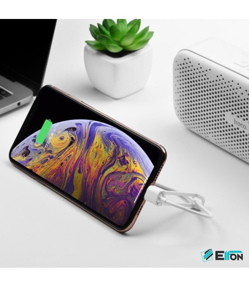 Hoco X31 Lightning charging data cable with holder, Art.:000771
