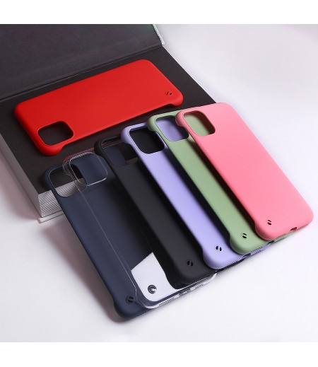 Soft Touch Slim Hard Case Cover für iPhone 11 Pro Max, Art:000589