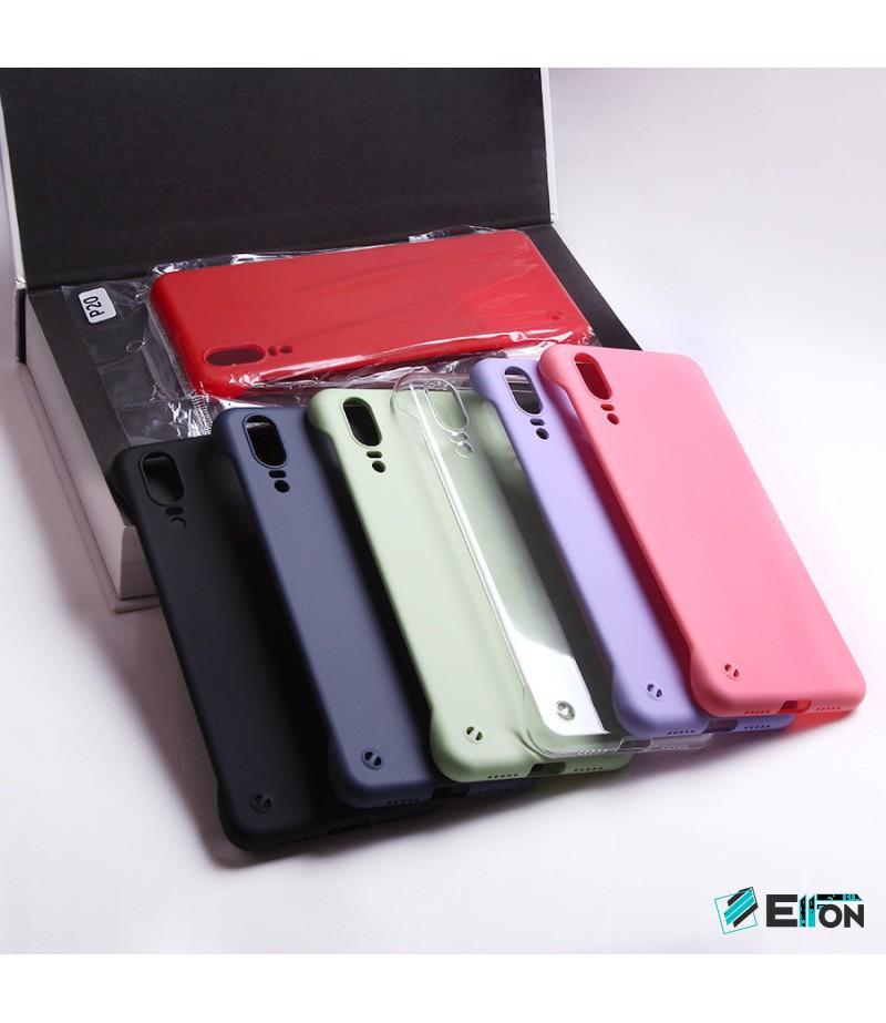 Soft Touch Slim Hard Case Cover für Huawei P20, Art:000589