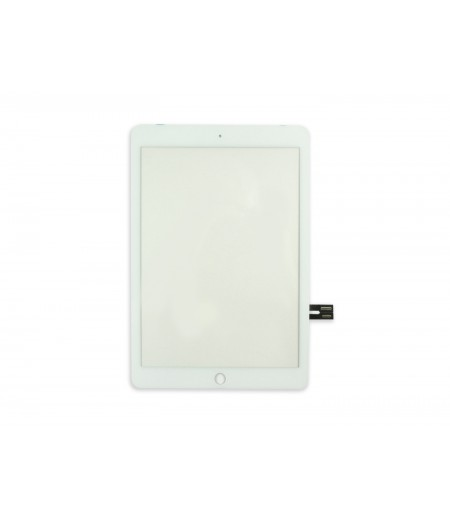 For iPad 9.7 (2018) Digitizer [White] (SKU: C5E0766F72)