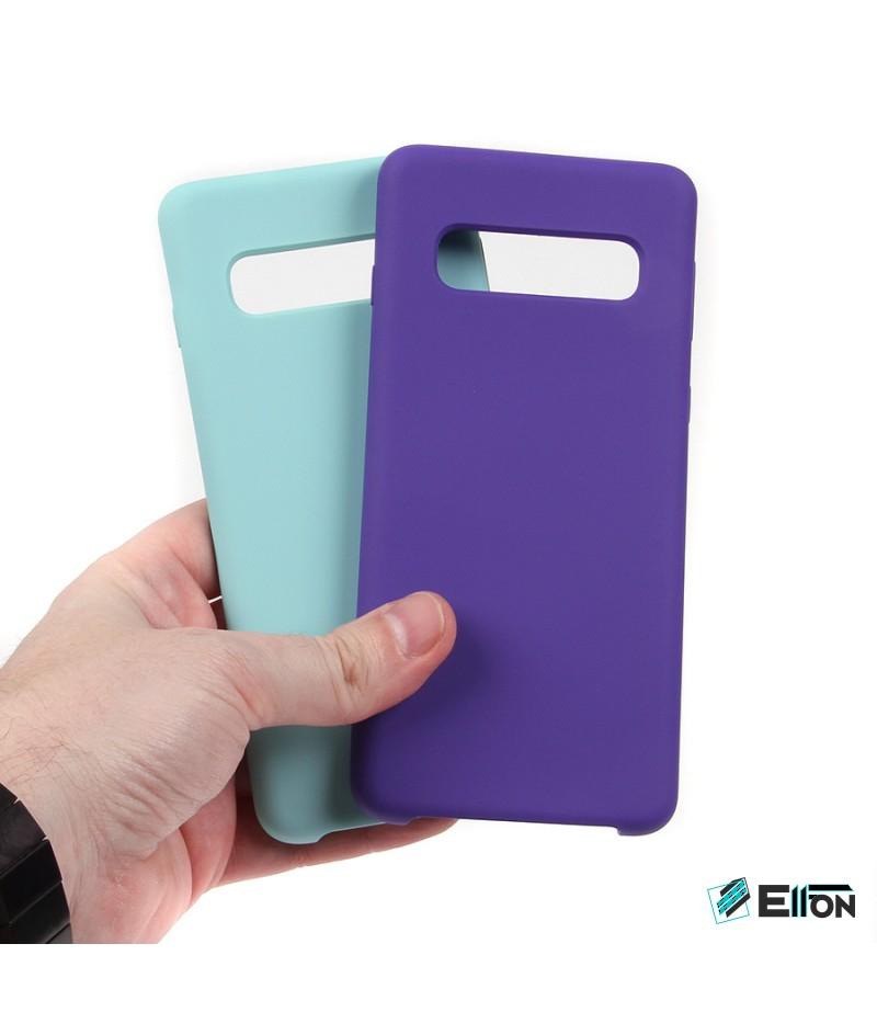 Soft touch Full Silicone Case für Galaxy S10, Art.:000537