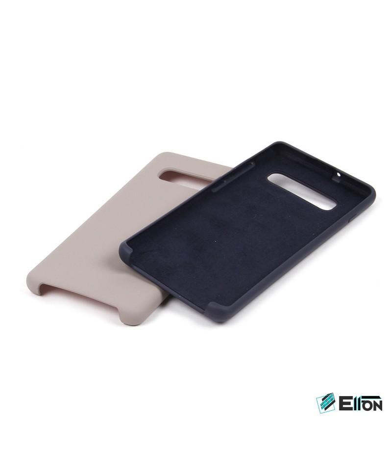 Soft touch Full Silicone Case für Galaxy S10 Plus, Art.:000537