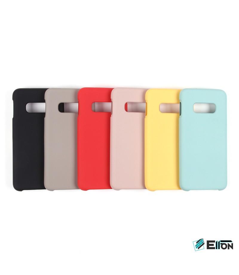 Soft touch Full Silicone Case für Galaxy S10 E, Art.:000537