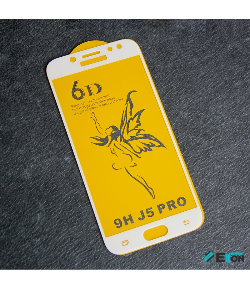 Full Glue Curved Tempered Glass Screen Protector für Samsung J5 (2017)/ J5 Pro, Art:000298