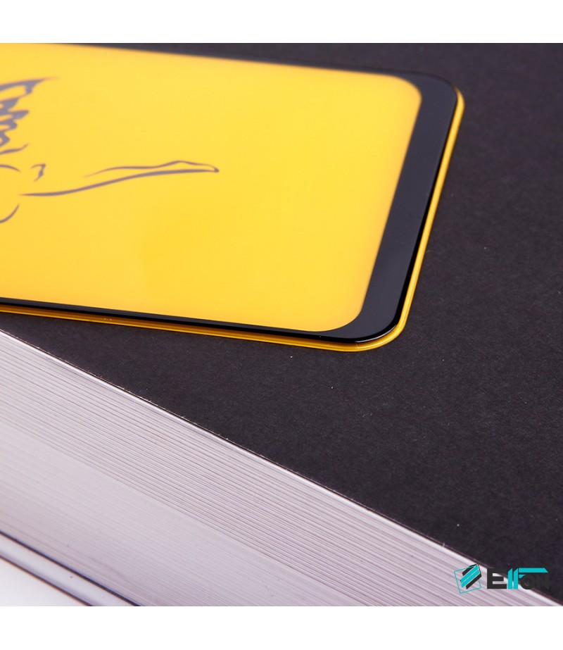 Full Glue Curved Tempered Glass Screen Protector für Samsung A6 (2018)/ J6 (2018), Art:000298